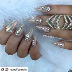 #Repost @loveeffectnails (@get_repost) ・・・ ✨Formal Night By Jess! Glitter dust & shaped Swarovskis supplied by @daily_charme #nails #formalnails #formalnails #loveeffectnails #goldcoastsalon #goldcoastnails #goldcoastbeauty #goldcoastnailbar #gcnails #acrylicnails #gelpolish #nudenails #blingnails #blingbling #glitternails #swarovskinails #weddinginspo #weddingnails #weddinginspiration #gorgeousnails #prettynails #nail_me_good_ #thenaillife #dailycharme #nailinspo #nailinspiration…
