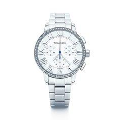 59a4bd53e4b Tiffany Atlas Dome Watch ..love this watch