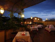 Panorama Restaurant c/o Hotel La Scaletta - Firenze