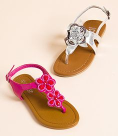 Girls Sandals by Coco Jumbo