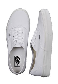 Vans - Authentic True White - Shoes