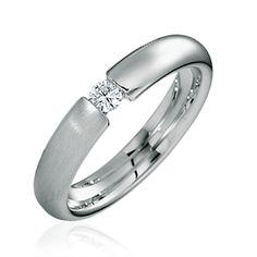 Alliance diamant or blanc  Aya