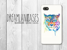 Rainbow Tiger iphone case hipster case tiger by DreamlandCases, $13.00