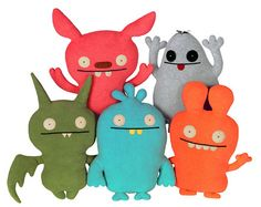 The Garvins: Ugly Doll