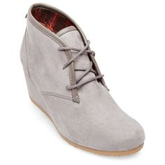 Women's Mad Love Myrtle Wedge Booties -