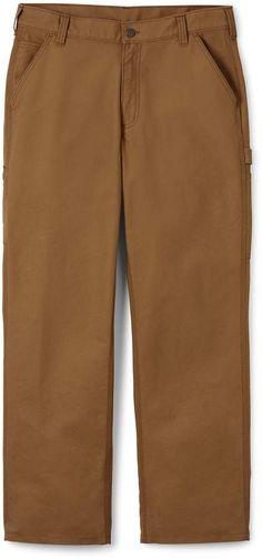 Lands' End Men's Duckcloth Carpenter Pants-Rosy Peach Marl Tall Pants, Khaki Pants, Carpenter Work, Mens Big And Tall, Work Pants, Lands End, Bermuda Shorts, How To Wear, Fashion