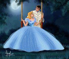 A MAGIC NIGHT by FERNL