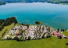 Campingplatz in Schwangau