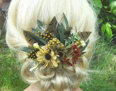 Bridal Hair Comb Wedding Comb Decorative Comb by kathyjohnson3