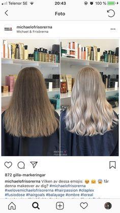 Blonde Hair Looks, Brown Blonde Hair, Platinum Blonde Hair, Q Hair, Hair Shrinkage, Balayage Hair Blonde, Hair Shades, Hair Color And Cut, Love Hair