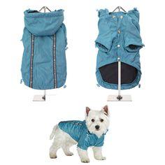 NEW - Teal Blue Rainstorm Rain Coat -Rain Jacket For All Sized Dogs - Dog Jackets - Pet Supplies - Dog Raincoat - Dog Waterproof Coat Teacup Chihuahua, Yorkie, Dog Jacket, Rain Jacket, Dog Raincoat, Waterproof Coat, Body Warmer, Pet Accessories, Teal Blue