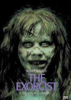 The Exorcist Movie Poster | Exorcist Bob Larson exposed - New York Paranormal | Examiner.com