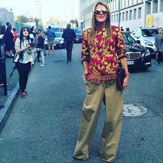 #ootd @driesvannoten outfit @ferragamo clutch