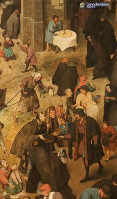 Pieter Bruegel The Elder Wedding Dance 30374 Detroit