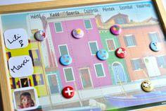 Családi Naptár - Több gyermek programját is vezethetjük rajta Frame, Home Decor, Picture Frame, Decoration Home, Room Decor, Frames, Home Interior Design, Home Decoration, Interior Design
