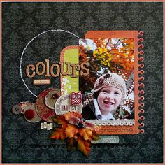 Fall layout 'colours'