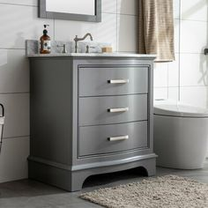 In addition to being a storage solution, bathroom furniture is an inseparable part of the integral design of this room. Single Bathroom Vanity, Modern Bathroom, Bathroom Ideas, Bathroom Vanities, Bathroom Designs, Single Vanities, Master Bathrooms, Downstairs Bathroom, Bathroom Cabinets