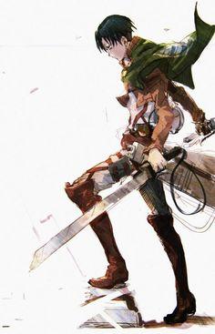 shingeki no kyojin Attack on titan Levi