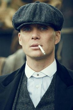 Cillian Murphy, Actor. Peaky Blinders II.