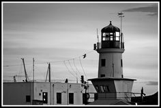 Scarborough Lighthouse by Michael Johnson, via 500px