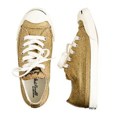 You can never have too many Converse. Gold Metallic. #PaperMateBTS