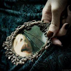 The Broken Mirror. Story Inspiration, Writing Inspiration, Writing Ideas, Creative Writing, Broken Mirror, Mirror Mirror, Mirrors, Broken Glass, White Mirror