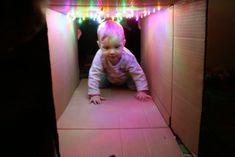 edu-mata: Tunel świetlny do raczkowania.