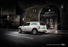 Mini: Cupcakes | #ads #marketing #werbung #creative #print #advertising #campaign < found on www.adsoftheworld.com pinned by www.BlickeDeeler.de | Follow us on www.facebook.com/BlickeDeeler
