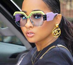 Oversized Sunglasses, Sunglasses Women, Sunglasses Sale, Black Women Fashion, Womens Fashion, Fashion Fashion, Glasses Brands, Fashion Eye Glasses, Sunglass Frames