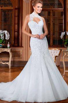Vestido de Noiva Gardênia 23