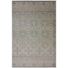 Mohawk Home Cashmere Butter Pecan 5 ft. x 7 ft. Area Rug-422585 - The Home Depot