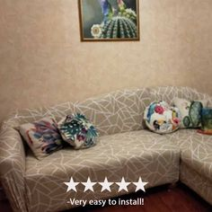 Solid Sofa Cover – The Couch Rescue Inexpensive Home Decor, Easy Home Decor, Home Decor Kitchen, Home Decor Styles, Furniture Covers, New Furniture, Furniture Makeover, Old Sofa, Couch Covers