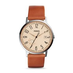 Perfectly Classic.....I Love This Donnie Milling! Vintage Muse Three-Hand Date Stainless Steel Watch