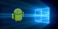 Windows PC App Runs Android Apps