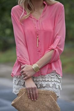 the{style}truck » Blog Archive » More Lace Love