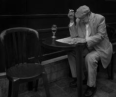Paris Café Belleville by Corot2  on 500px