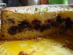 Blaubeer-Quark-Torte - [ESSEN UND TRINKEN]
