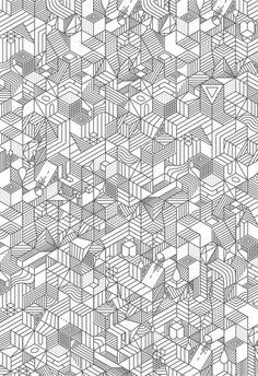 """Illustration | nvlnvl"" on Designspiration"