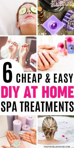 Cheap At Home Spa Hacks You Gotta Try! Here's how to stop spending heaps of money when you can pamper yourself at home for a fraction of the cost. Spoil yourself today with these 6 genius at home DIY spa treatments. Source by chronicmomlife spa Diy Spa Day, Spa Day At Home, Fractions, Spas, Diy Beauty Hacks, Diy Hacks, Beauty Ideas, Beauty Guide, Makeup Hacks