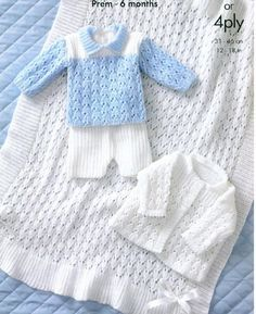 Baby Knitting PATTERN Jacket Shawl Sweater and par carolrosa