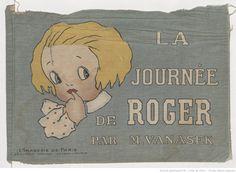 Journée de Roger / par M. Vanasek,  collections numérisées dans Gallica, Fonds Heure Joyeuse (Paris)