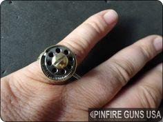 RING GUN-2mm Pinfire, Pinfire Guns USA, 2mm Gun, 2mm Pinfire, Pinfire Ring Gun, Le Petit Protector, Femme Fetal, Quatre Morts, J, Pinfire Guns USA
