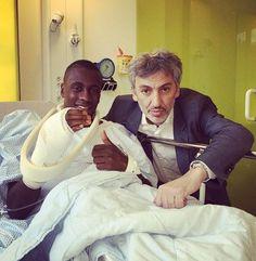 La tuile pour Blaise Matuidi - http://www.actusports.fr/124009/tuile-blaise-matuidi/