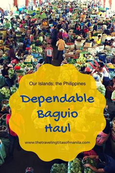 Baguio may not be the pine-scented mountain city it used to be, but a Baguio haul is still worth the trip.