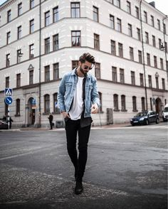 """1,507 Likes, 93 Comments - J A K O B • K O N N B J E R (@jakobkonnbjer) on Instagram: """"Walking into Friday 