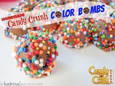 Candy crush theme