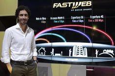 Mariano Mangano Business Partner Fastweb: Fastweb sfida su telefonia mobile e 5G