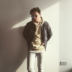 #LCM Jack And Conor Maynard, Joe Sugg, Celebs, Celebrities, Cute Guys, Youtubers, Bomber Jacket, Mens Fashion, Boys