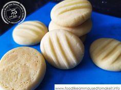 Custard Biscuit Recipe Custard Biscuits, Butter Biscuits Recipe, Biscuit Recipe, South African Recipes, Indian Food Recipes, Danish Butter Cookies, Diwali Food, Custard Powder, Cookies And Cream