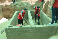 Ming Dynasty tomb found in China's Hebei Ancient Tomb, Ancient Egypt, Archaeology News, Founded In, Funeral, Bronze, China, History, Blog